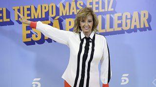 María Teresa Campos durante la presentación de la última temporada de 'QTTF' /Gtres