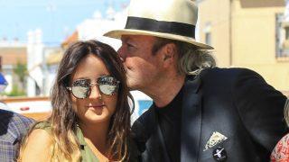 Rocío Flores y Amador Mohedano, en una imagen de archivo. / GTRES