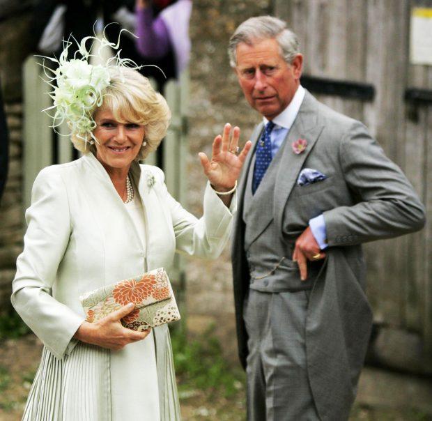 Así fue la primera cita del príncipe Carlos y Camilla tras la muerte de Diana