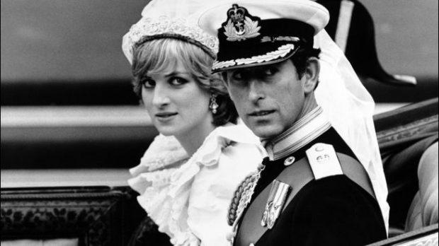Boda real del príncipe Carlos y Diana de Gales