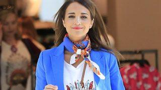 Paula Echevarría en su primera aparición pública / Gtres (Pinchar en la imagen para ver galería)