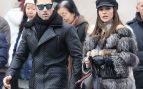 El cantante y la actriz visitaron París en noviembre de 2013