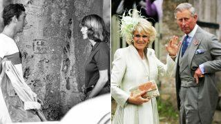 El príncipe Carlos y Camilla Parker, una historia de amor de 45 años / CONSULTA NUESTRA GALERÍA / Gtres