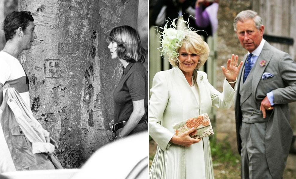 Los 45 Anos De Amor Oculto Del Principe Carlos Y Camilla Parker Bowles