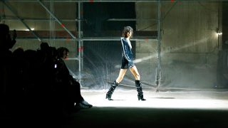 Desfile de Saint Laurent. / Gtres
