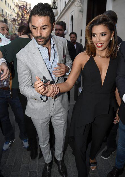 Eva Longoria y Pepe Bastón