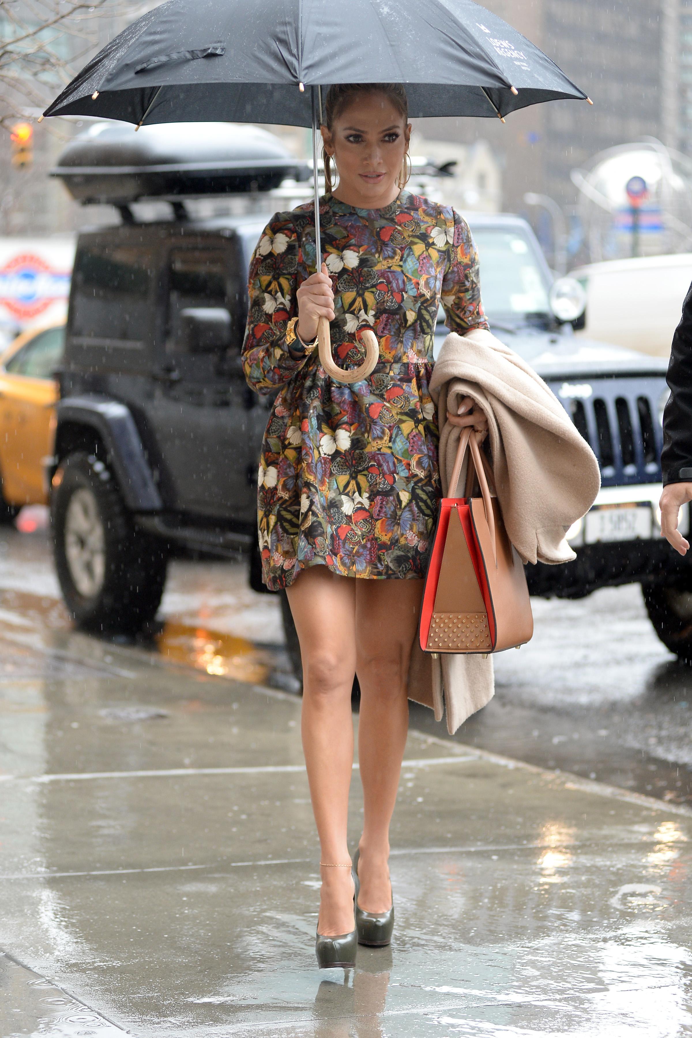 Jennifer Lopez Estilo Looks