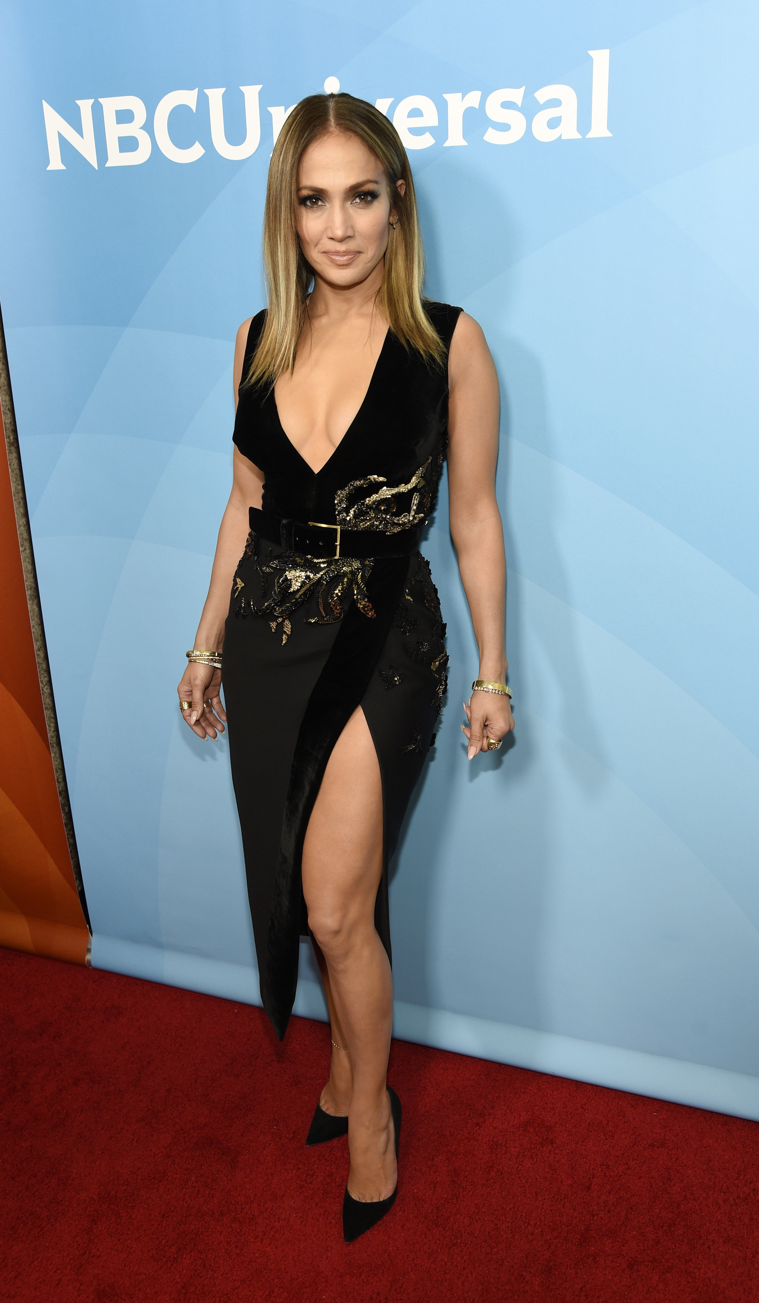 Jennifer Lopez Estilo Moda Elie Saab