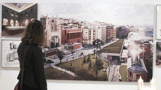 Retrospectiva de Rafael Moneo en el Museo Thyssen de Madrid / Gtres