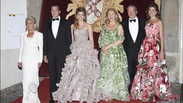 Beatriz de Orleans y Michel de Francia