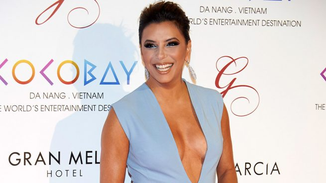Global Gift Gala Eva Longoria