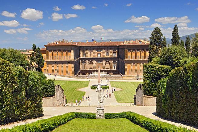El Palacio Pitti de Florencia será escenario de pasarela, ¿adivinas para quién?