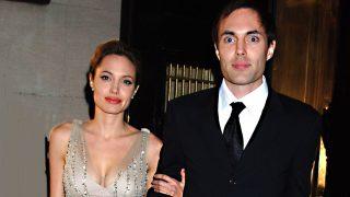Angelina Jolie y su hermano James Haven Voight / Archivo Gtres