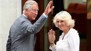 El príncipe Carlos de Inglaterra y Camila Parker, en una imagen de archivo. / GTRES