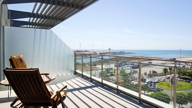 Hotel Ilunion Málaga hoteles eco-sostenibles