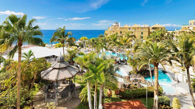 Hoteles Jardines de Nivaria (Tenerife) hoteles eco-sostenibles
