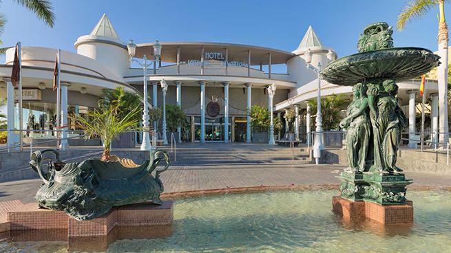 Jardines de Nivaria (Tenerife) hoteles eco-sostenibles
