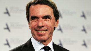 El político José María Aznar en imagen de archivo / Gtres