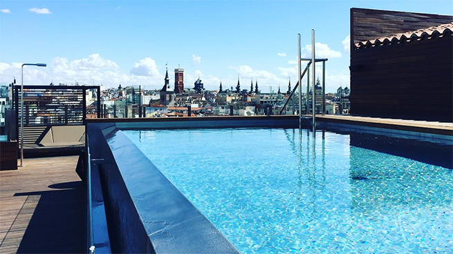 Hotel Gran Meliá Palacio de Los Duques Madrid