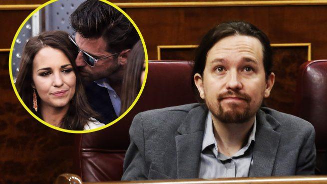 Pablo Iglesias, Paula Echevarría y Bustamante