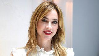 Marta Hazas en la presentación de la nueva colección de la firma Merkal / Gtres