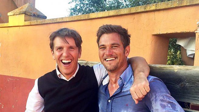 Manuel Díaz y Julio Benítez muestran la complicidad que les une /Instagram
