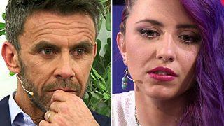 Alonso y Claudia Caparrós en el Deluxe / Telecinco.es