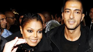 Janet Jackson y Wissam Al Mana, en una imagen de archivo. / GTRES
