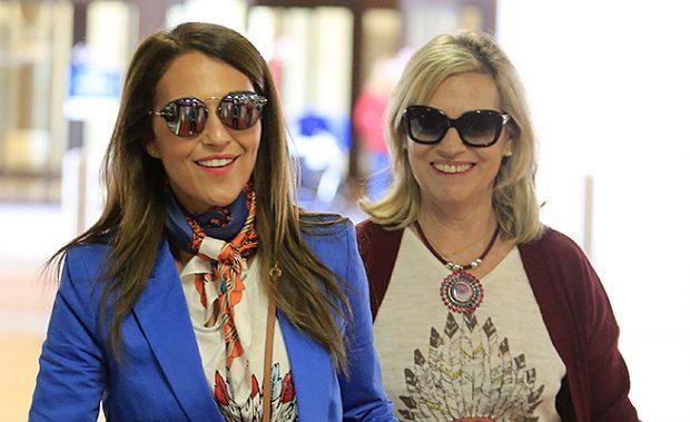 Paula Echevarría y Elena Colodrón