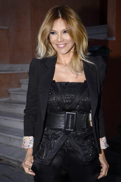 La presentadora Ivonne Reyes