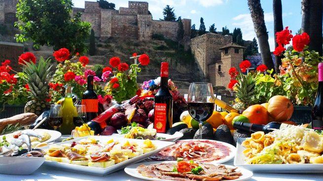 Málaga bares restaurantes