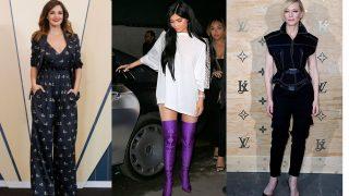 Las botas de Kylie Jenner firmadas por Balenciaga han sido el desastre estilístico de la semana. / Gtres