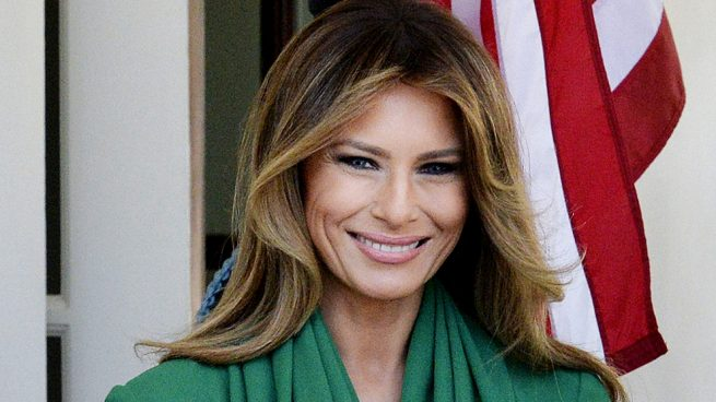 Melania trump influencer