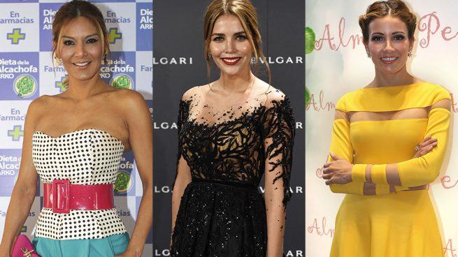Ivonne Reyes, Rosanna Zanetti y Virgina Troconis en imágenes de archivo / Gtres