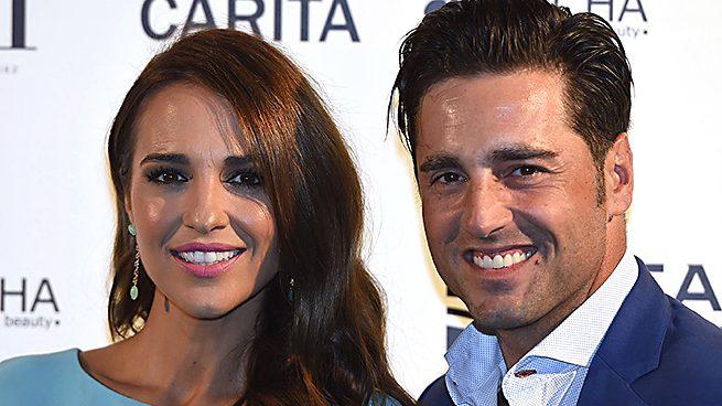 David Bustamante y Paula Echevarría en una imagen de archivo /Gtres