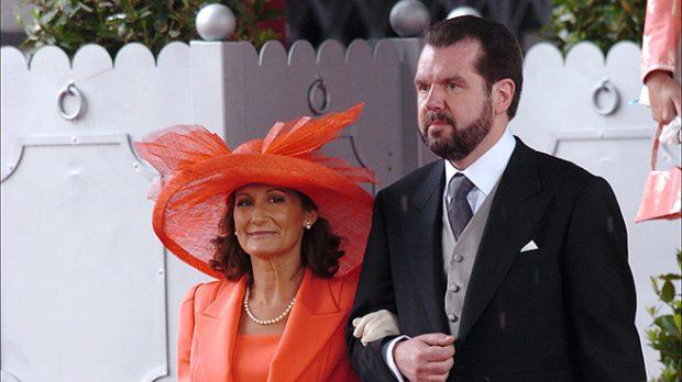Paloma Rocasolano y Jesús Ortiz