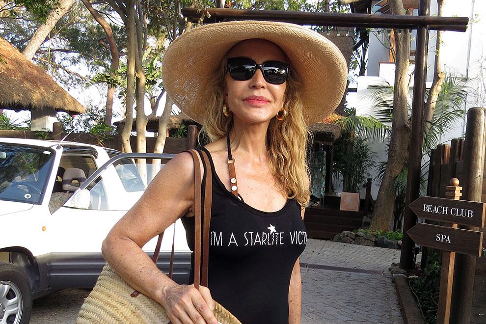 Carmen lomana inaugura la temporada de bikini - Biografia de carmen lomana ...