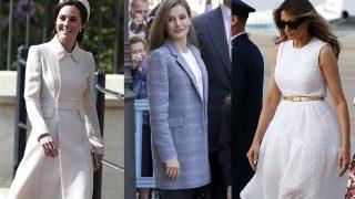 Tres looks para tres damas de la elegancia / Gtres