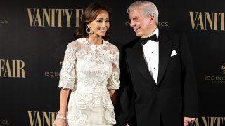 Isabel Preysler y Mario Vargas Llosa en una imagen de archivo / Gtres