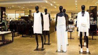 Vista del interior de una tienda de Zara / Gtres