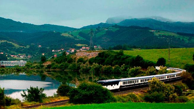 Tren Transcantábrico Renfe