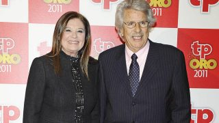 Eduardo Rodrigo junto a su esposa Teresa Rabal / Gtres