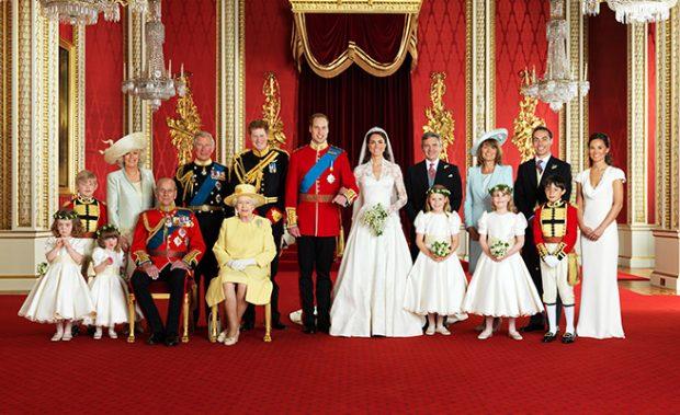 Príncipe Guillermo y Kate Middleton
