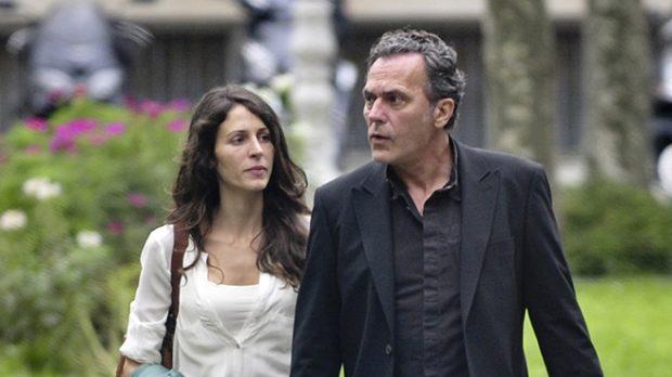 José Coronado y Elena González de Prado