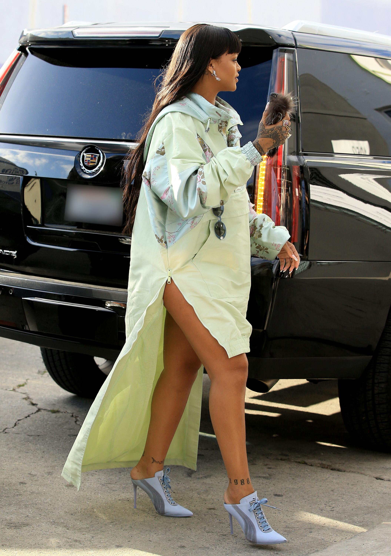 Rihanna Estilo