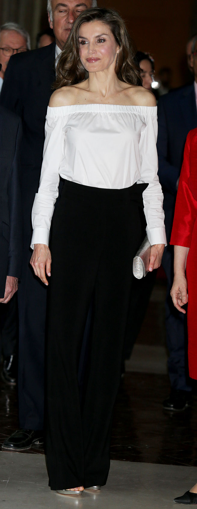 Letizia tendencias moda