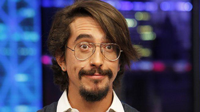 El presentador Jorge Marrón durante la presentación de la 10 temporada del programa