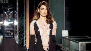 Desfile de Reem Acra en Tiffany's / Gtres