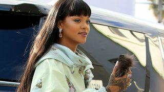 Repasamos los looks más atrevidos de la cantante de Barbados. Haz clic en la imagen para ver la galería. / Gtres