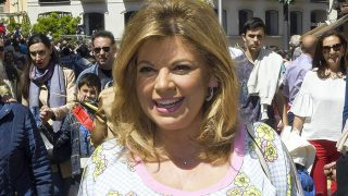 Terelu Campos en imagen de archivo / Gtres